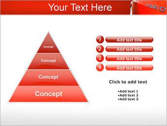 Voiture hybride Modèles des présentations  PowerPoint - Diapositives 22