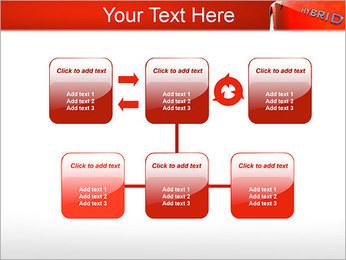 Hybrid Car PowerPoint Template - Slide 23
