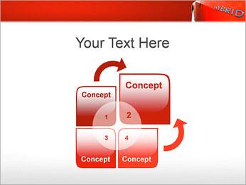 Voiture hybride Modèles des présentations  PowerPoint - Diapositives 5