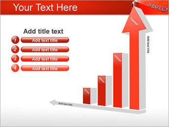 Voiture hybride Modèles des présentations  PowerPoint - Diapositives 6