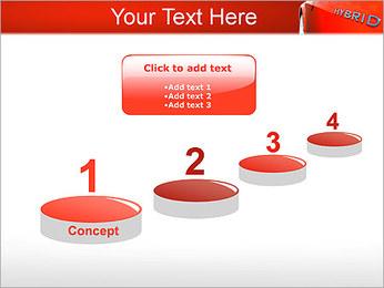 Voiture hybride Modèles des présentations  PowerPoint - Diapositives 7