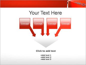 Hybrid Car PowerPoint Template - Slide 8