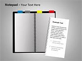 Блокнот Схемы и диаграммы для PowerPoint - Слайд 14