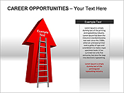 Career PPT Diagrams & Chart