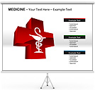 Medicine PPT Diagrams & Chart