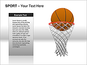 Sport PPT Diagrams & Charts