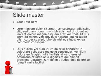 Palestrante e Audiência Modelos de apresentações PowerPoint - Slide 2