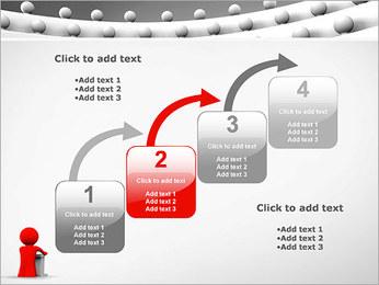 Palestrante e Audiência Modelos de apresentações PowerPoint - Slide 20