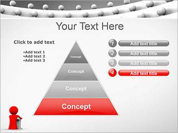 Palestrante e Audiência Modelos de apresentações PowerPoint - Slide 22