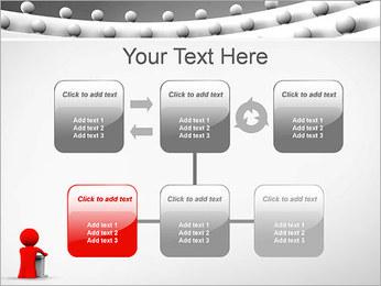 Palestrante e Audiência Modelos de apresentações PowerPoint - Slide 23
