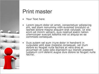 Palestrante e Audiência Modelos de apresentações PowerPoint - Slide 24