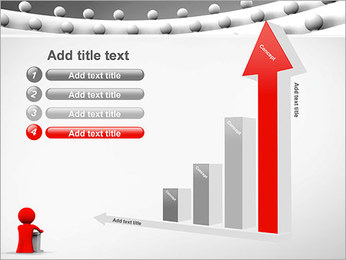 Palestrante e Audiência Modelos de apresentações PowerPoint - Slide 6