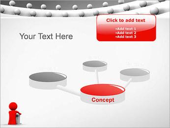 Palestrante e Audiência Modelos de apresentações PowerPoint - Slide 9