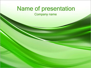 Eco Design PowerPoint presentationsmallar