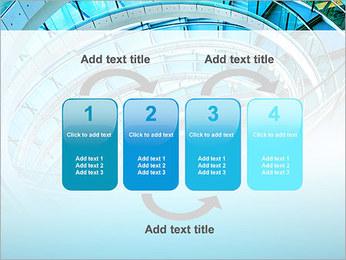 Spiral Staircase Modelos de apresentações PowerPoint - Slide 11