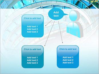 Spiral Staircase Modelos de apresentações PowerPoint - Slide 12