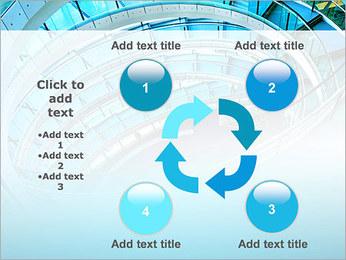 Spiral Staircase Modelos de apresentações PowerPoint - Slide 14