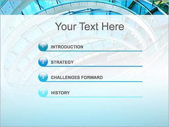 Spiral Staircase Modelos de apresentações PowerPoint - Slide 3