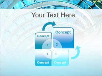 Spiral Staircase Modelos de apresentações PowerPoint - Slide 5