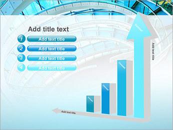 Spiral Staircase Modelos de apresentações PowerPoint - Slide 6