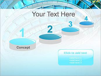 Spiral Staircase Modelos de apresentações PowerPoint - Slide 7