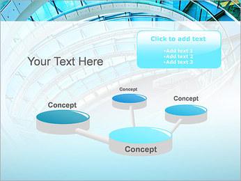 Spiral Staircase Modelos de apresentações PowerPoint - Slide 9