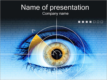 Identification PowerPoint Template