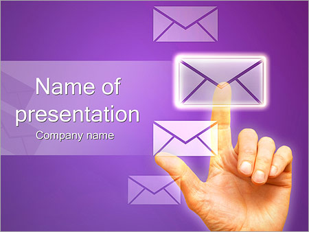 Touch Technology PowerPoint Templates
