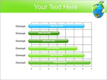 Vert Concept Terre Modèles des présentations  PowerPoint - Diapositives 17