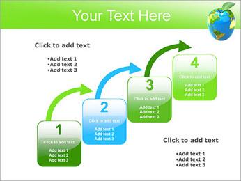 Vert Concept Terre Modèles des présentations  PowerPoint - Diapositives 20