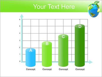 Vert Concept Terre Modèles des présentations  PowerPoint - Diapositives 21
