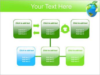 Vert Concept Terre Modèles des présentations  PowerPoint - Diapositives 23