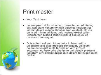 Vert Concept Terre Modèles des présentations  PowerPoint - Diapositives 24