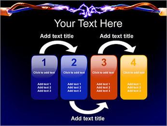 Décharge électrique Modèles des présentations  PowerPoint - Diapositives 11