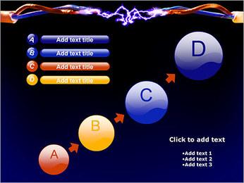 Décharge électrique Modèles des présentations  PowerPoint - Diapositives 15