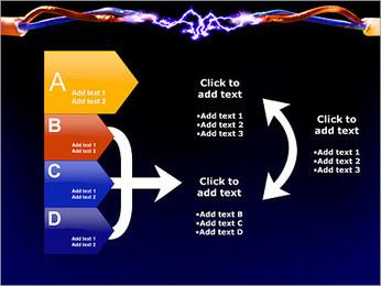 Décharge électrique Modèles des présentations  PowerPoint - Diapositives 16