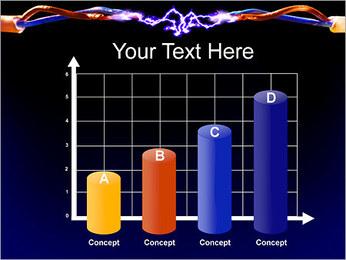 Décharge électrique Modèles des présentations  PowerPoint - Diapositives 21