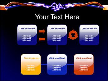Décharge électrique Modèles des présentations  PowerPoint - Diapositives 23
