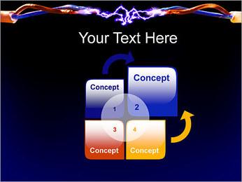 Décharge électrique Modèles des présentations  PowerPoint - Diapositives 5