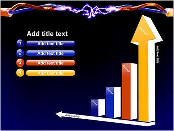 Décharge électrique Modèles des présentations  PowerPoint - Diapositives 6
