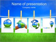 Eco Concept PowerPoint Templates