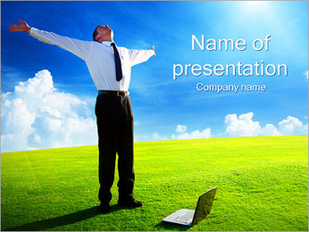 Internet Freedom Concept PowerPoint presentationsmallar