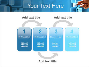 Touch Screen Interface PowerPoint Template - Slide 11