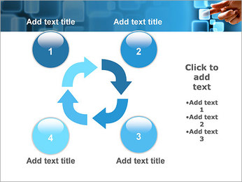 Touch Screen Interface PowerPoint Template - Slide 14