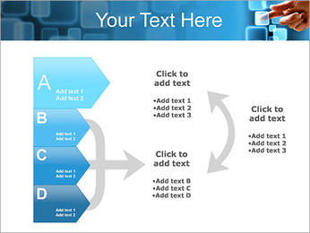 Touch Screen Interface PowerPoint Template - Slide 16