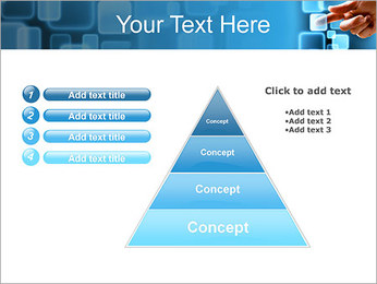 Touch Screen Interface PowerPoint Template - Slide 22
