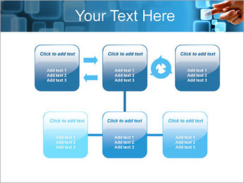 Touch Screen Interface PowerPoint Template - Slide 23