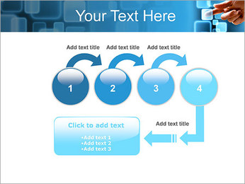 Touch Screen Interface PowerPoint Template - Slide 4