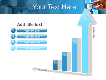 Touch Screen Interface PowerPoint Template - Slide 6