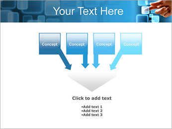 Touch Screen Interface PowerPoint Template - Slide 8